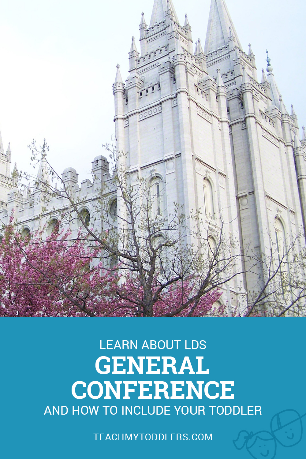 Learn about LDS General Conference and how to include your toddlers