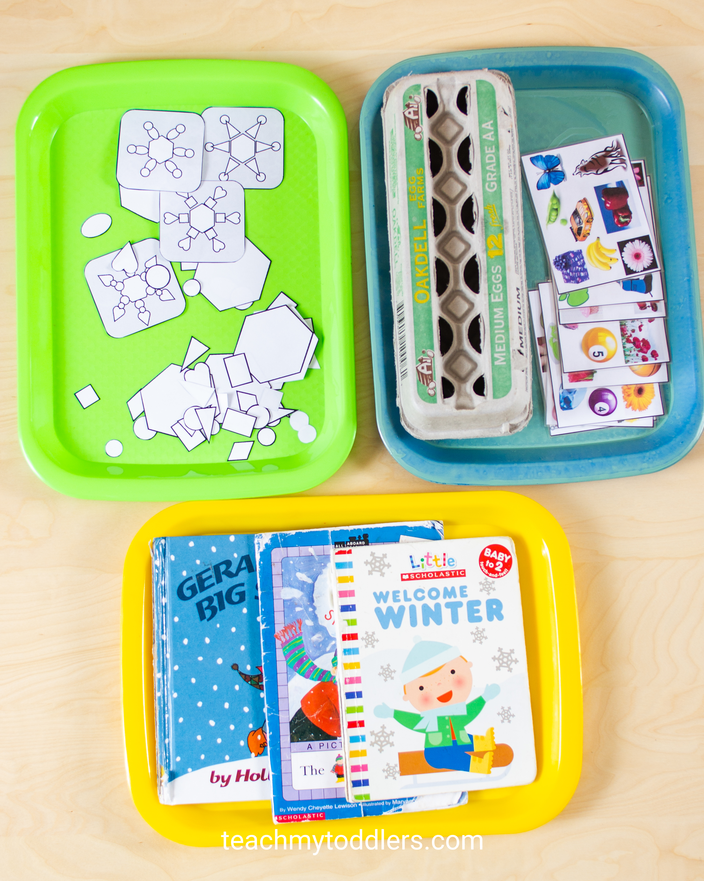 Discover how these winter activities can teach your toddlers about winter