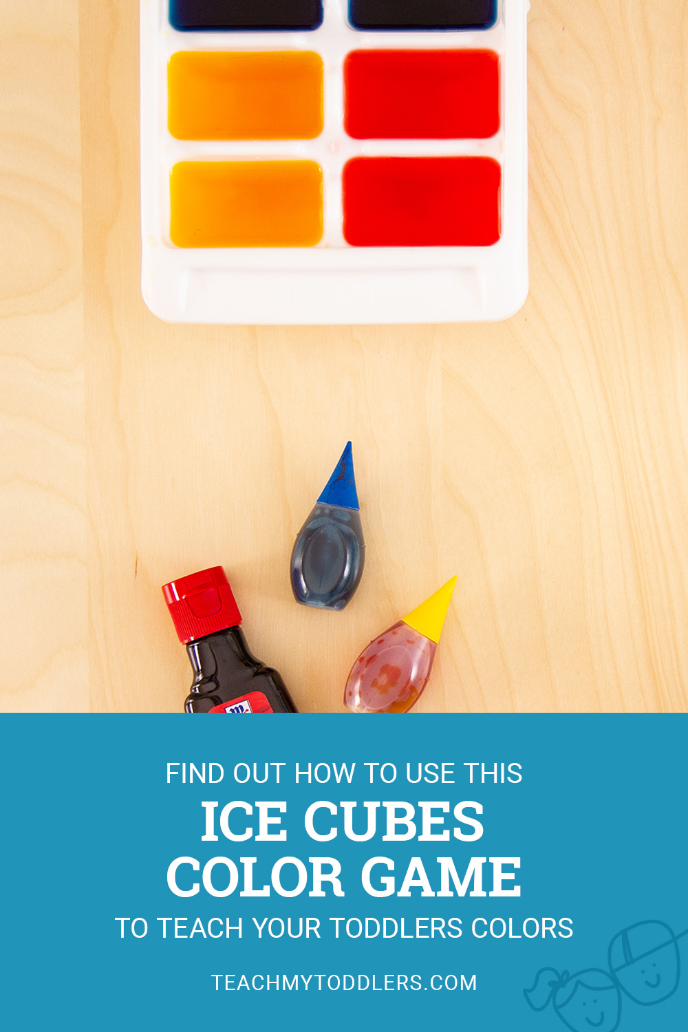 This fun ice cube game is great to teach how to mix primary colors to make secondary colors.jpg