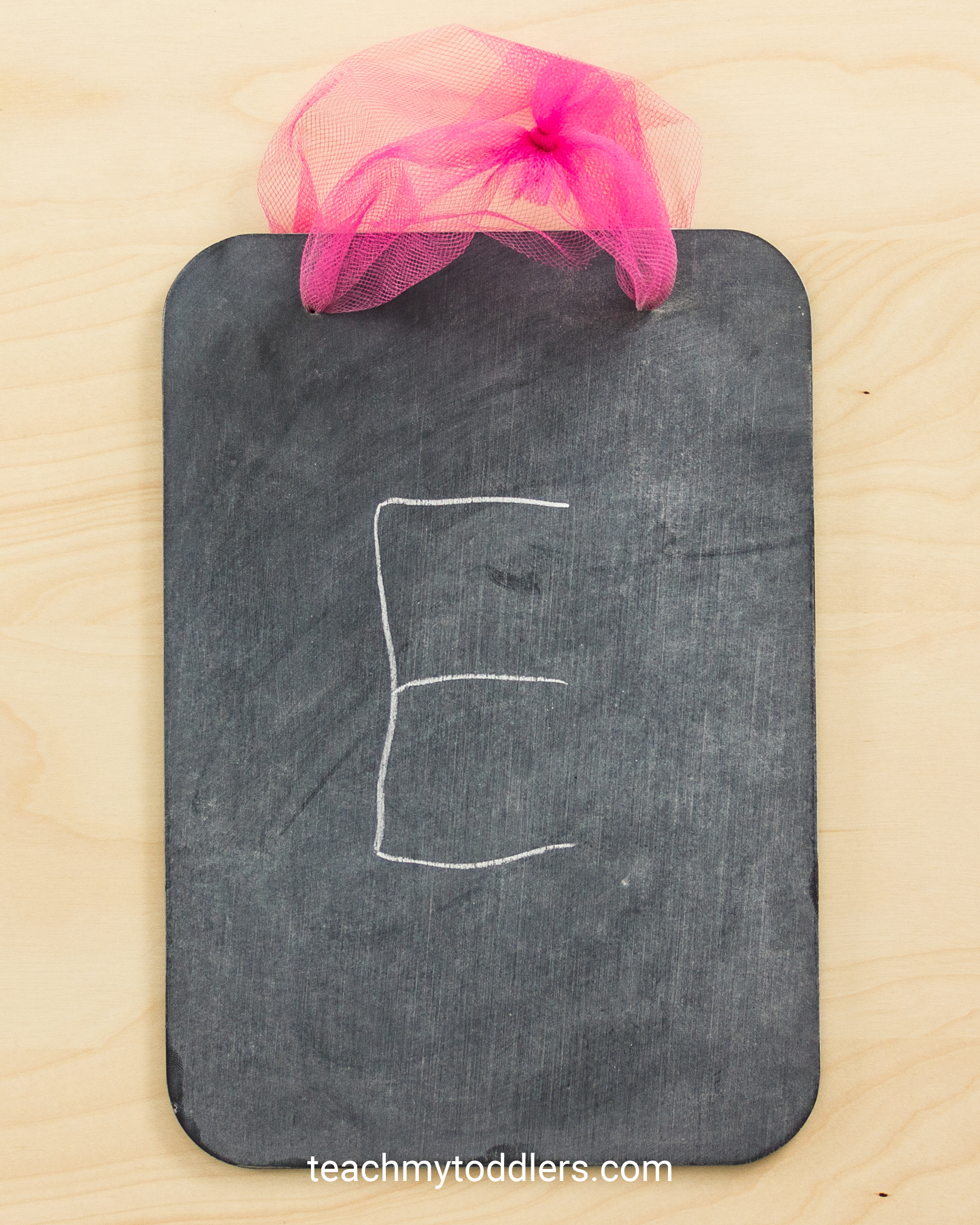 Discover how to use these sensory activities to teach your toddlers letters