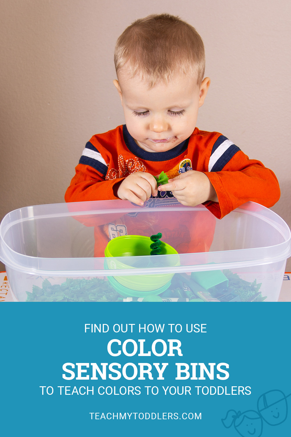 Color Games for Toddlers — Learning About Colors With ...