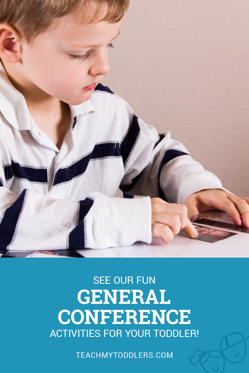 LDS General Conference Activities Teach Your Toddlers