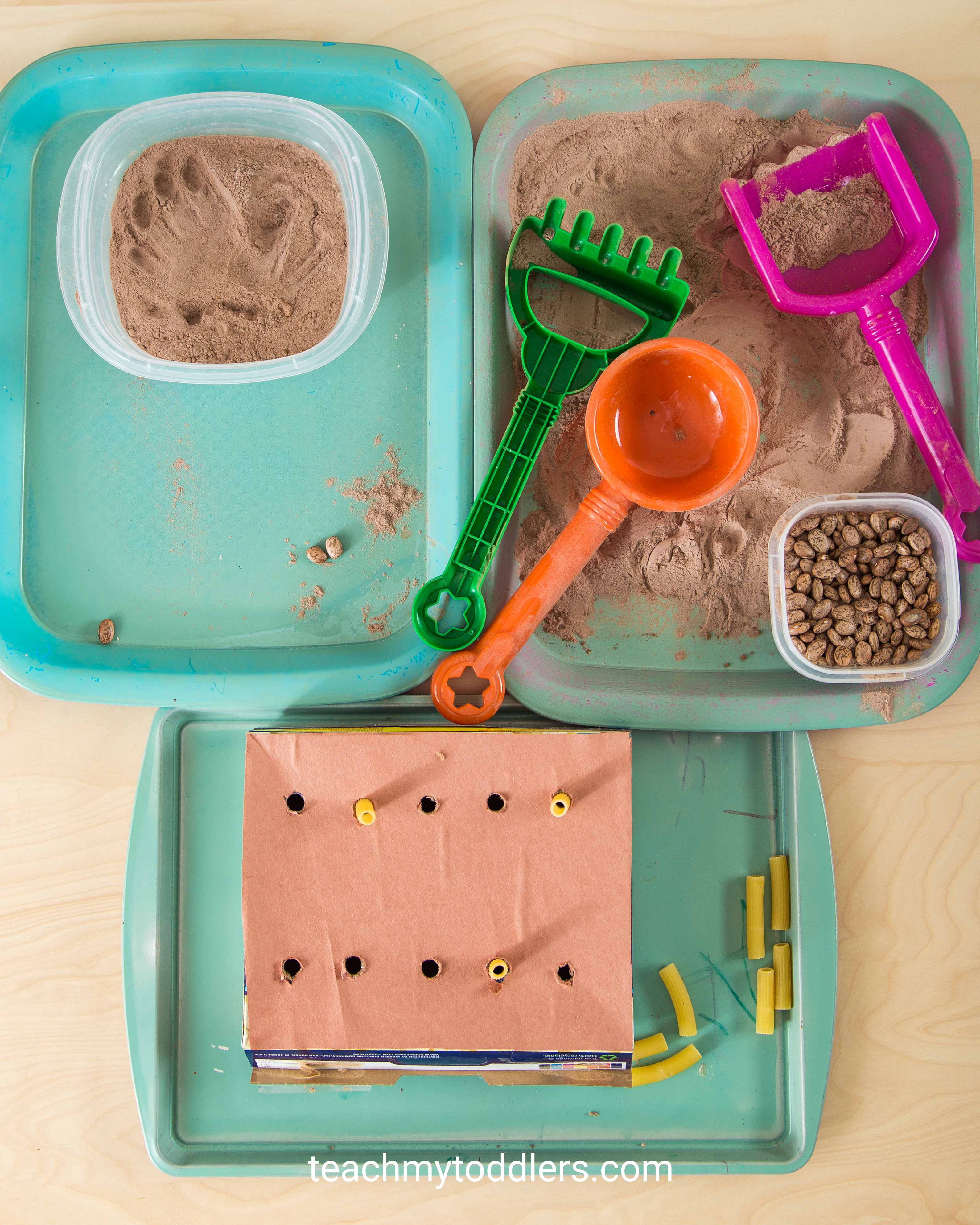 Use these unique garden activities to teach toddlers about gardening