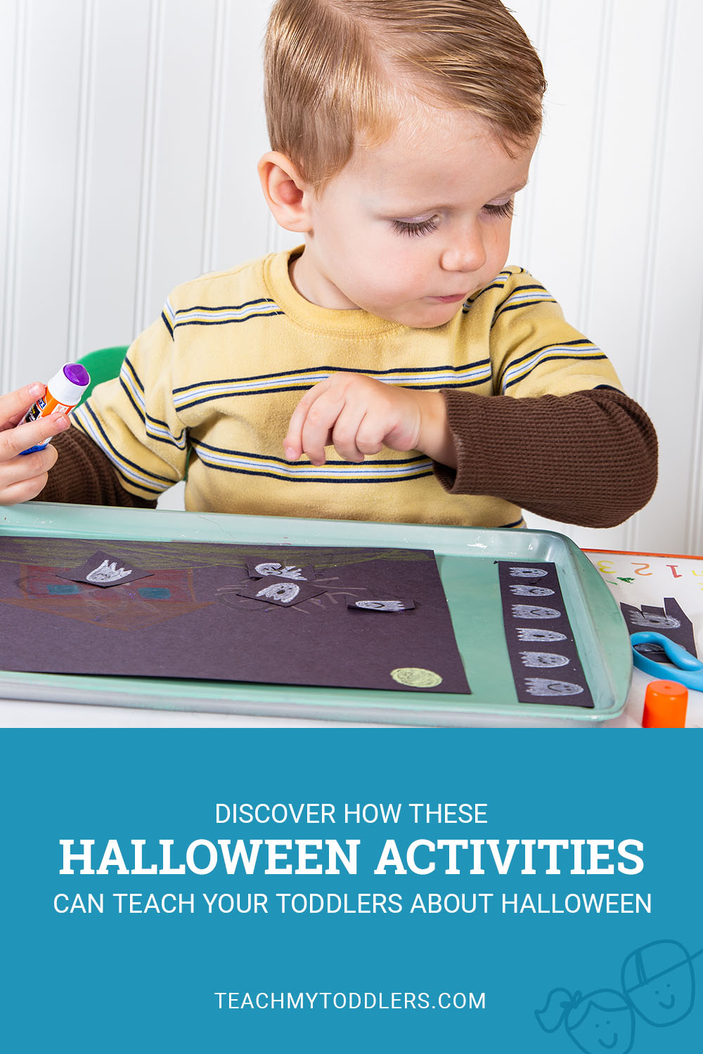 Discover how these halloween activities can teach toddlers about halloween