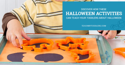 Discover how these halloween activities can teach your toddlers about halloween