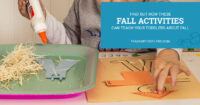 Find out how these fall activities can teach your toddlers about fall