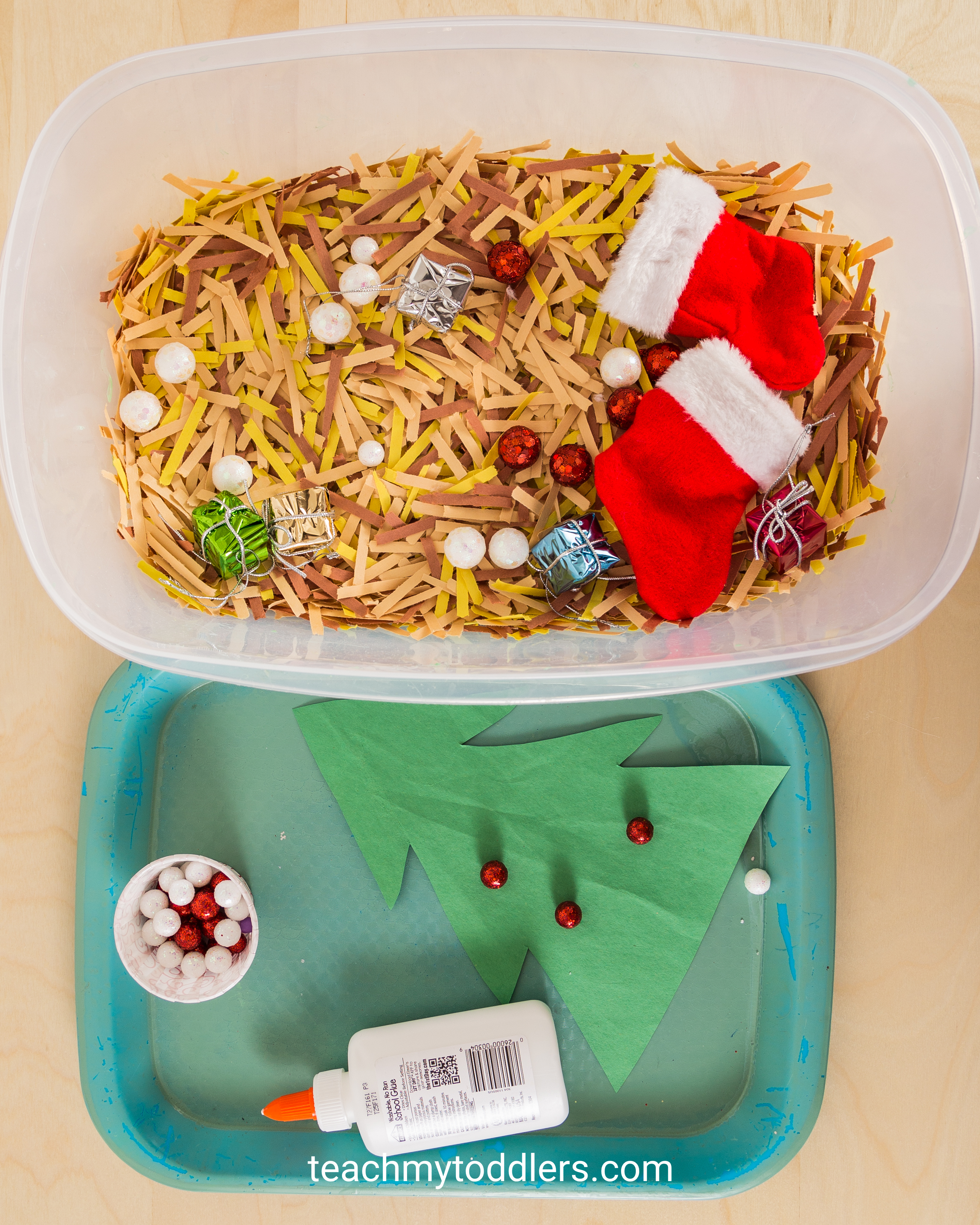 Discover how these christmas activities can teach your toddlers about christmas