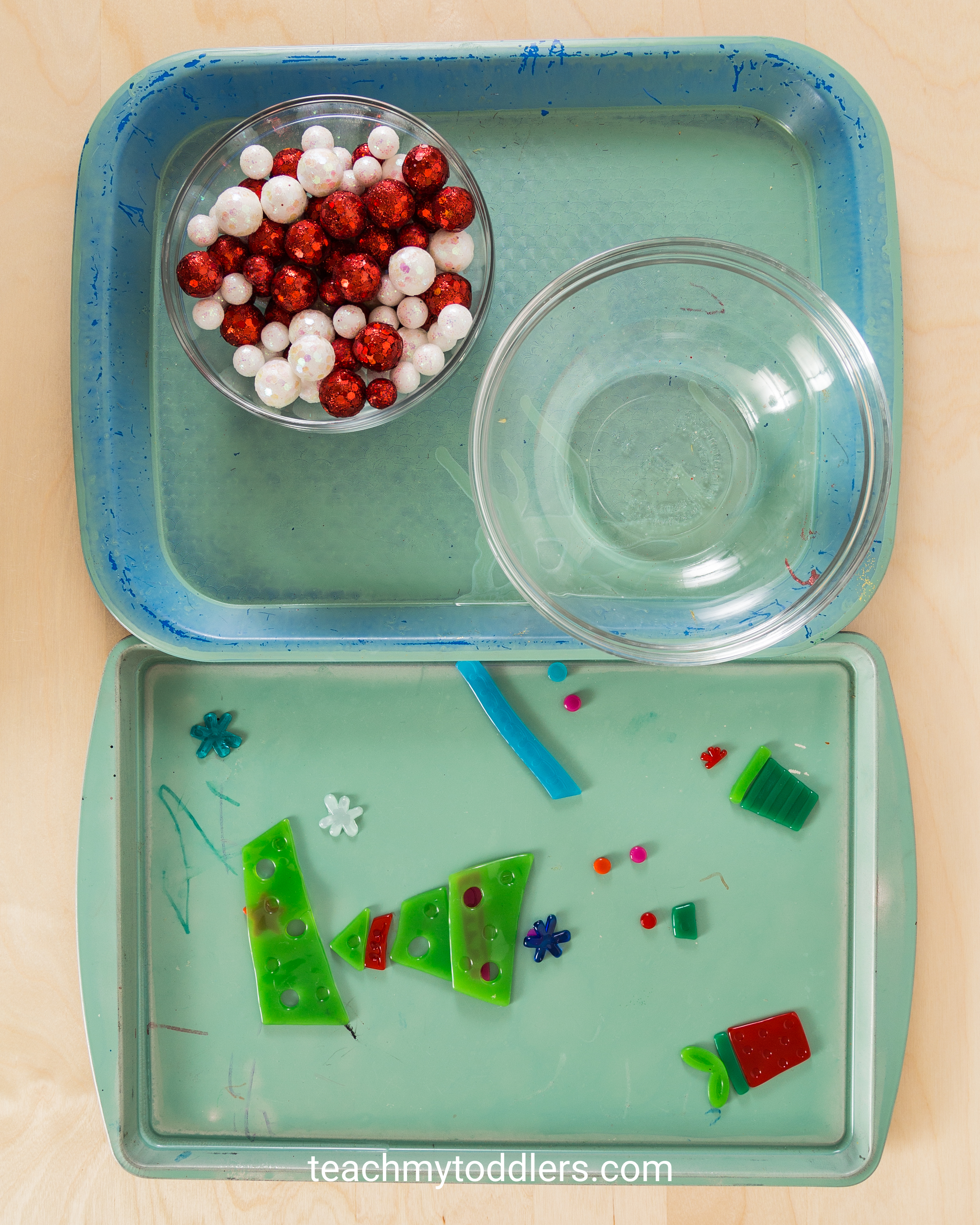 Find out how these christmas activities can teach toddlers about christmas