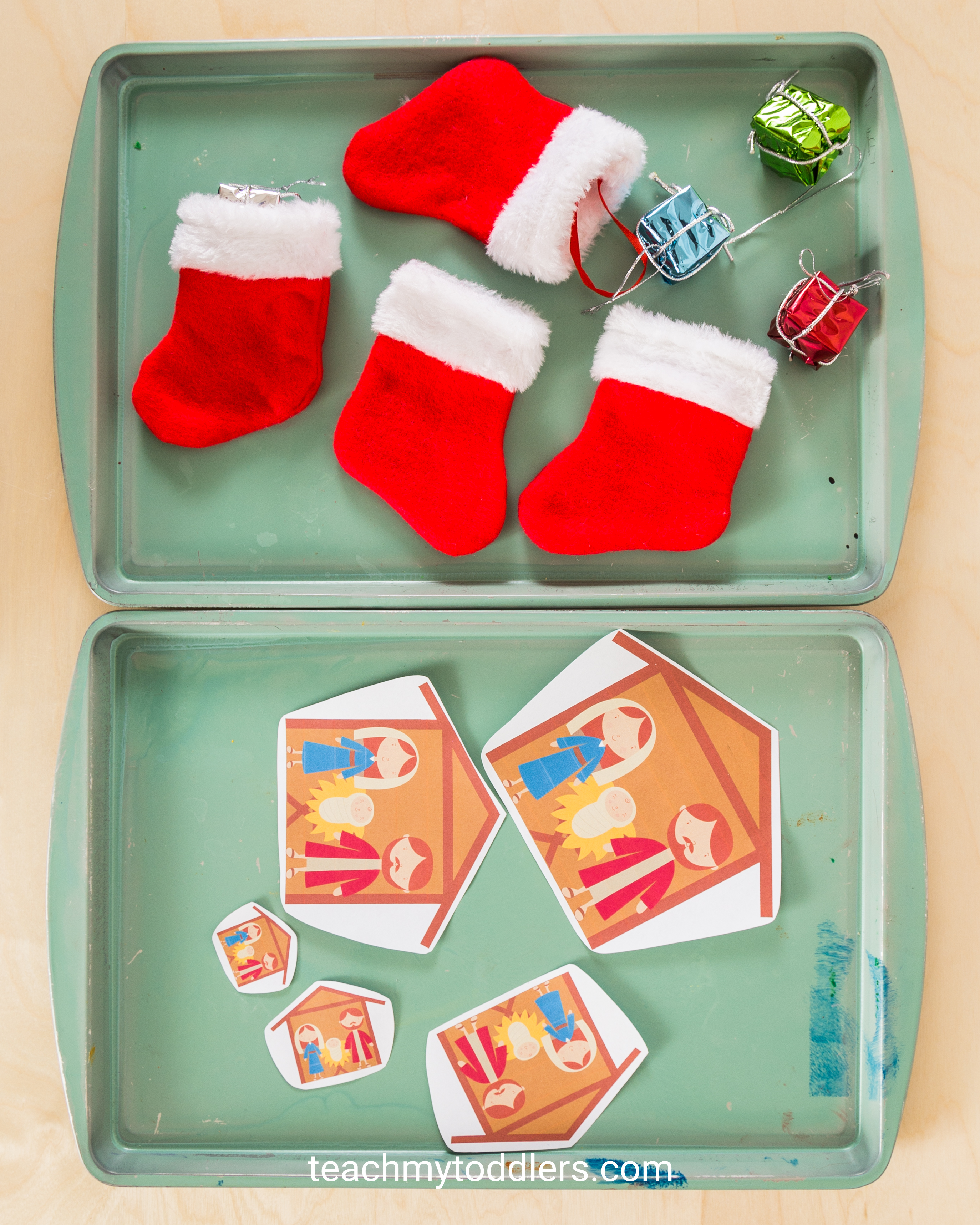 Find out how these christmas activities can teach your toddlers about christmas