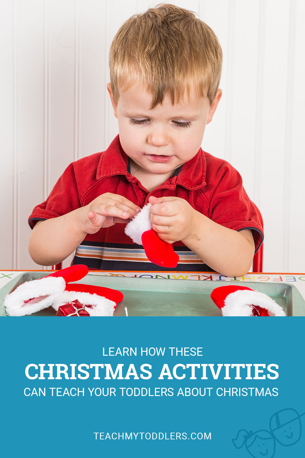 Learn how these christmas activities can teach toddlers about christmas