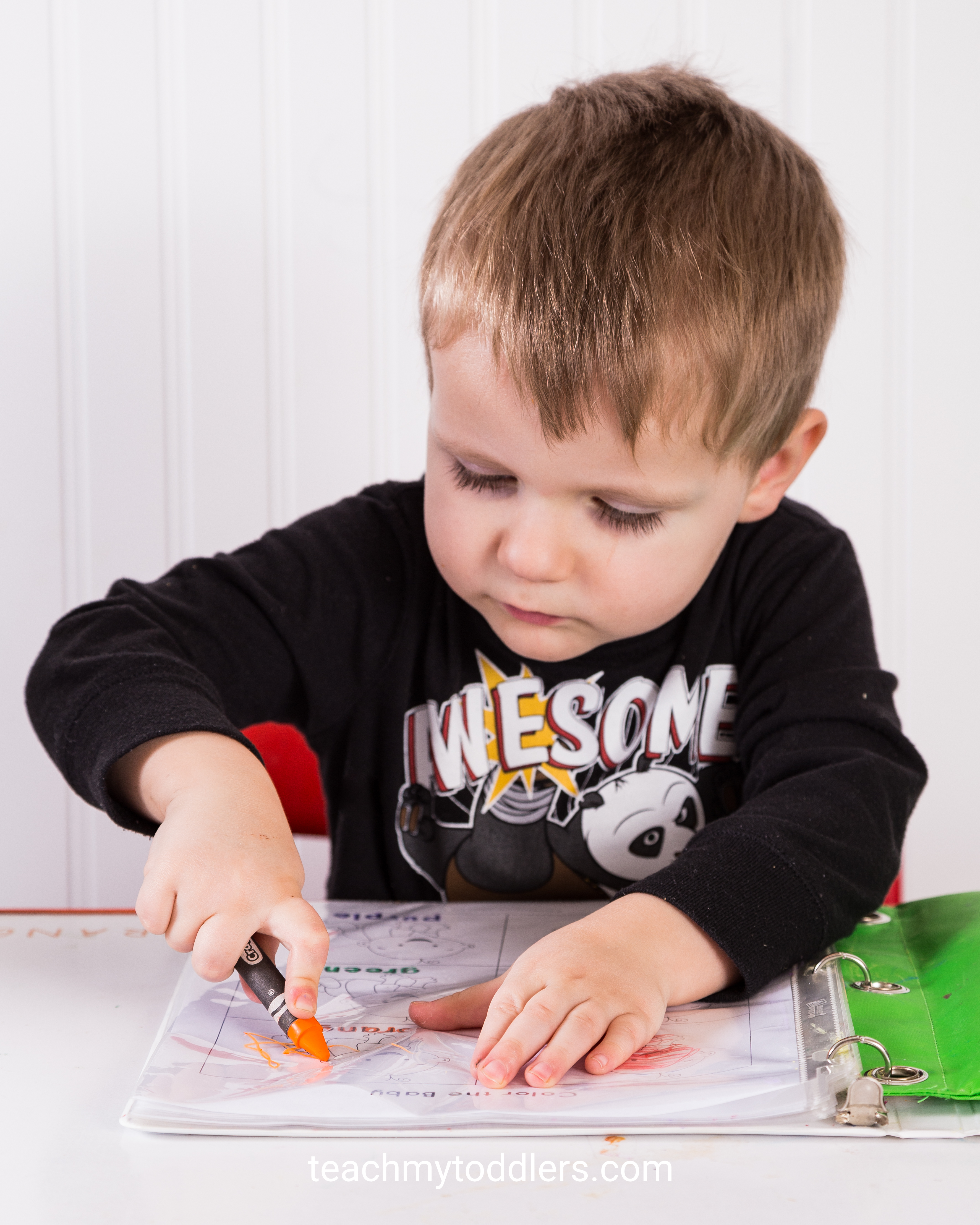 Learn how to use these b is for baby activities to teach toddlers the letter b