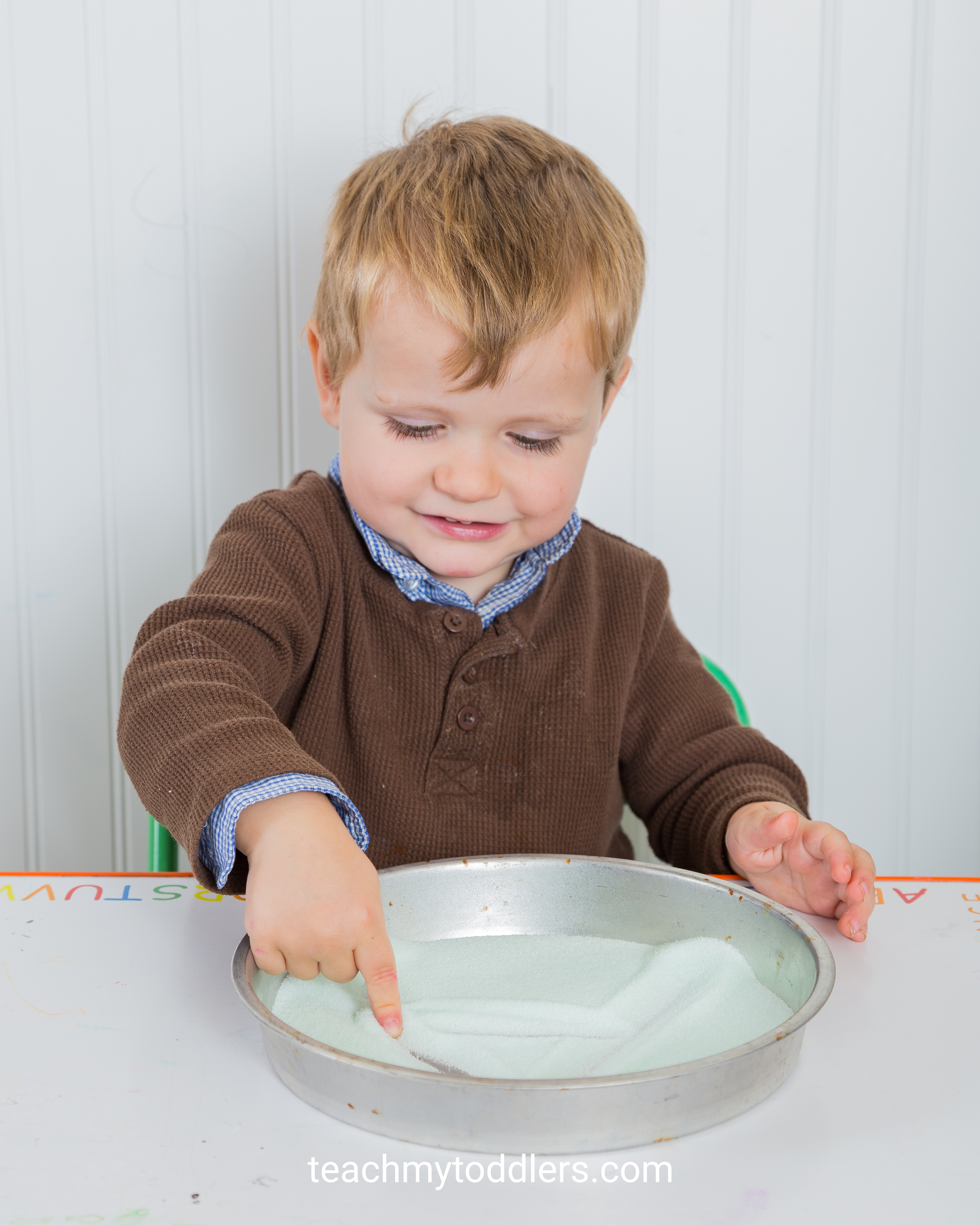 Teach toddlers that the letter a is for apples with these awesome activities