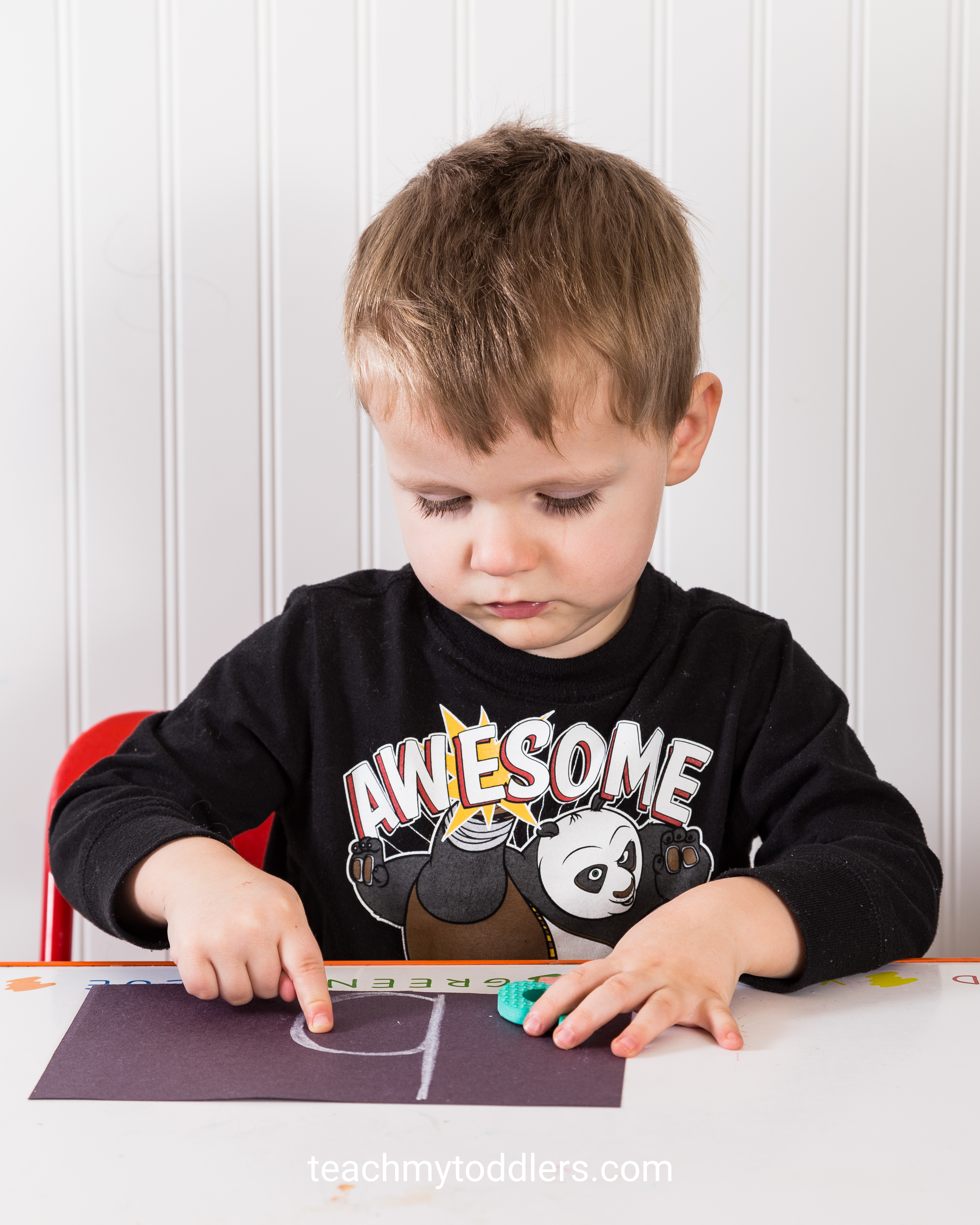 Teach toddlers the letter b is for baby using these awesome activities