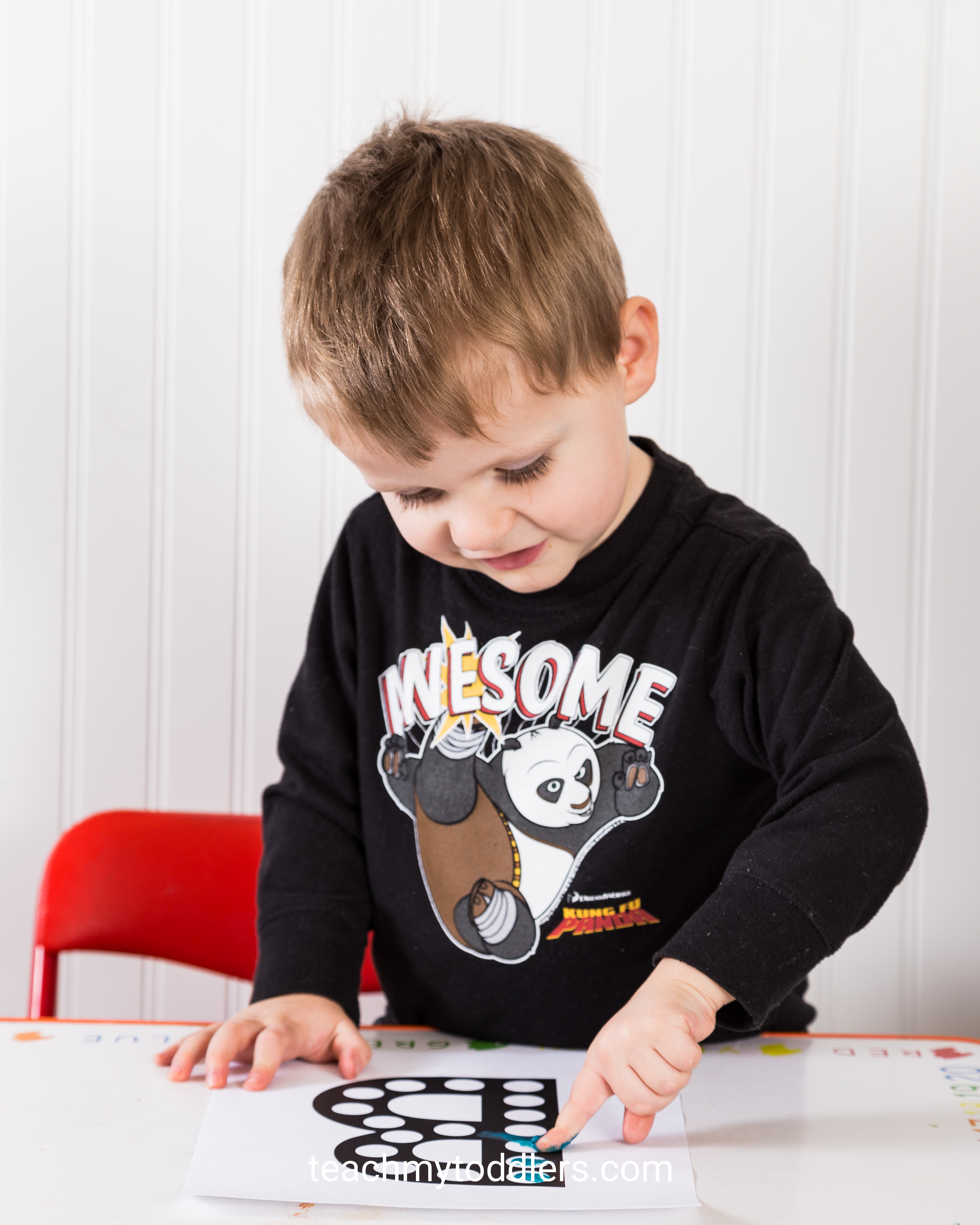 Teach toddlers the letter b is for baby using these exciting activities