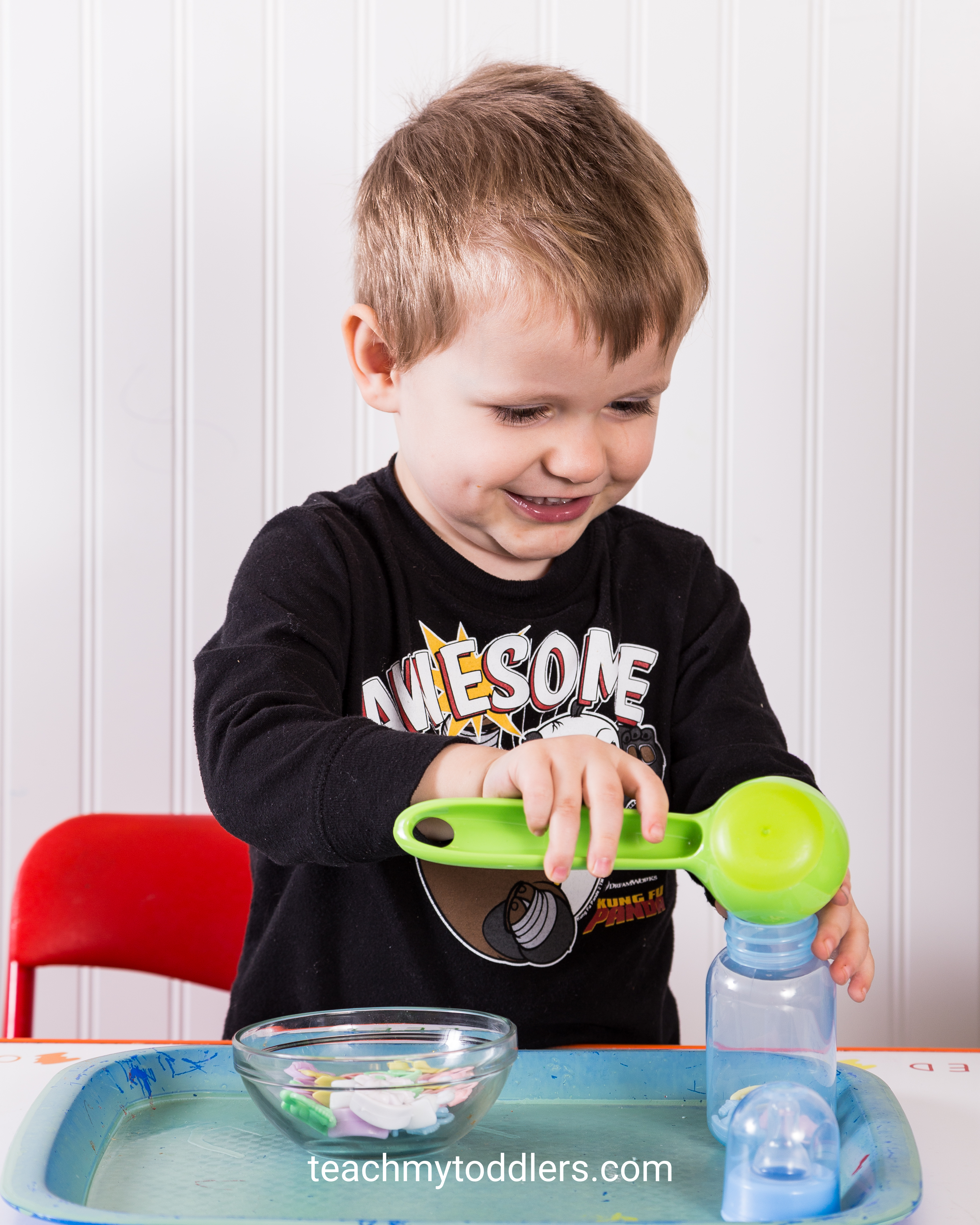 Teach toddlers the letter b is for baby using these fun activities
