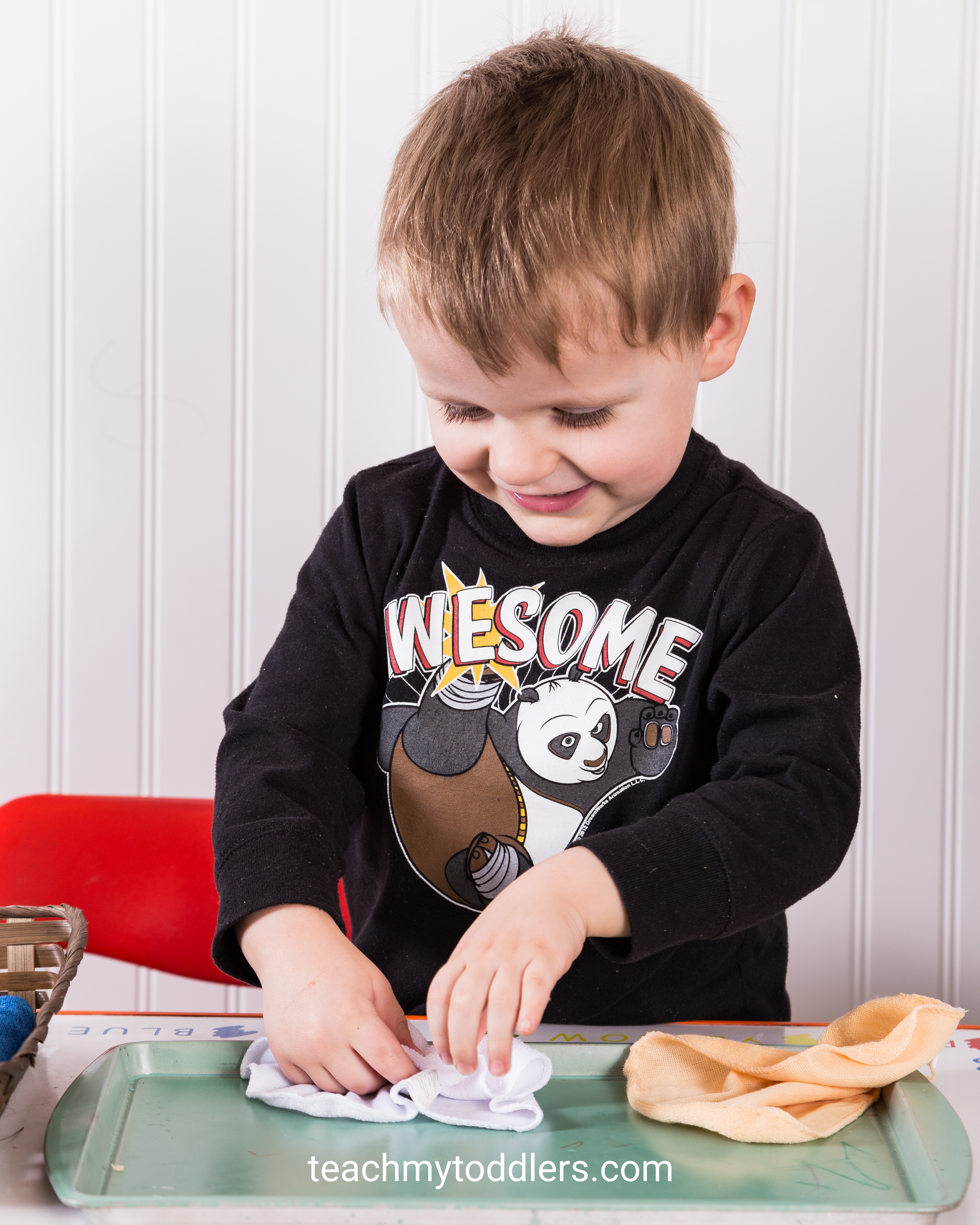 Teach your toddlers the letter b is for baby using these exciting activities
