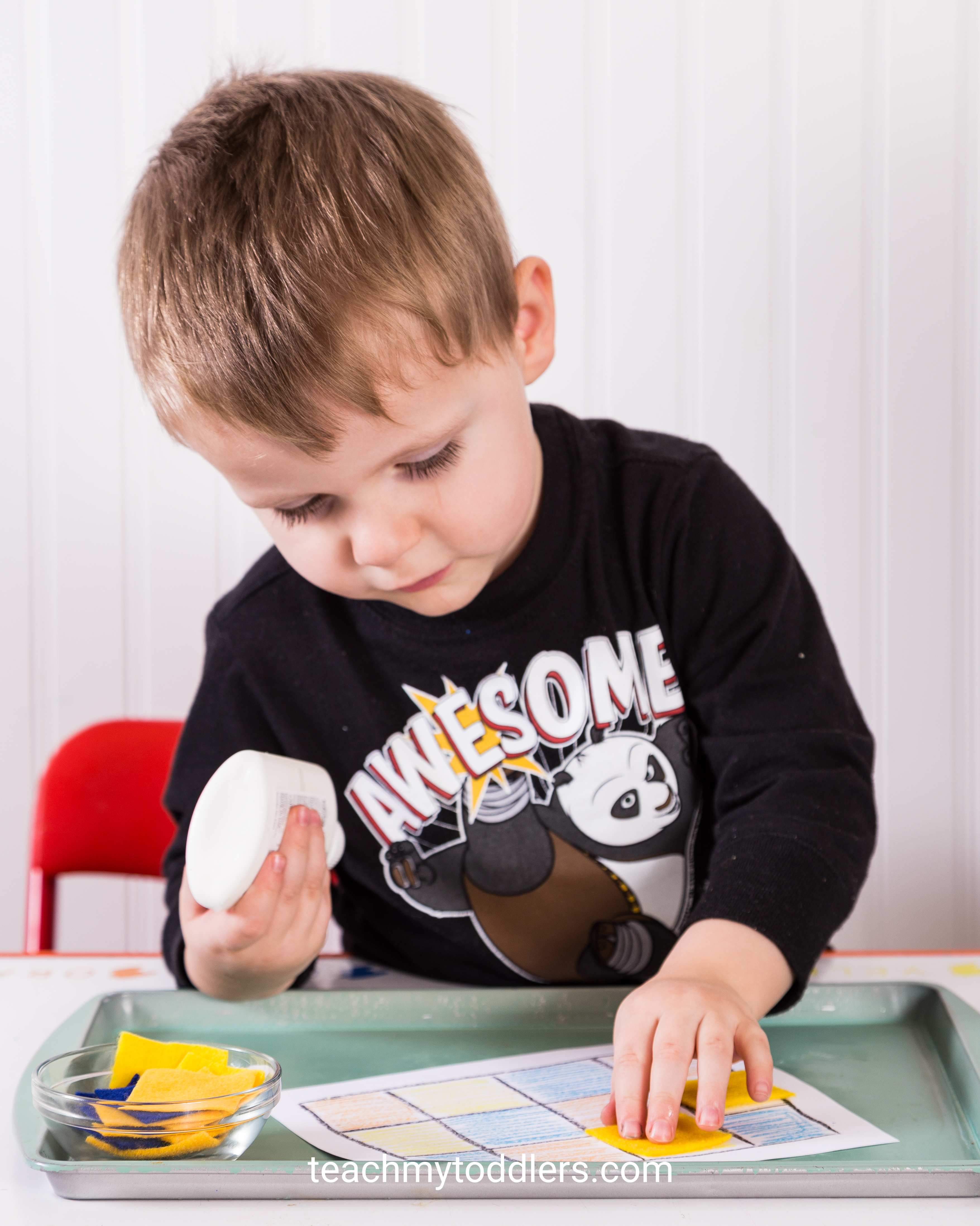 Teach your toddlers the letter b is for baby using these fun activities