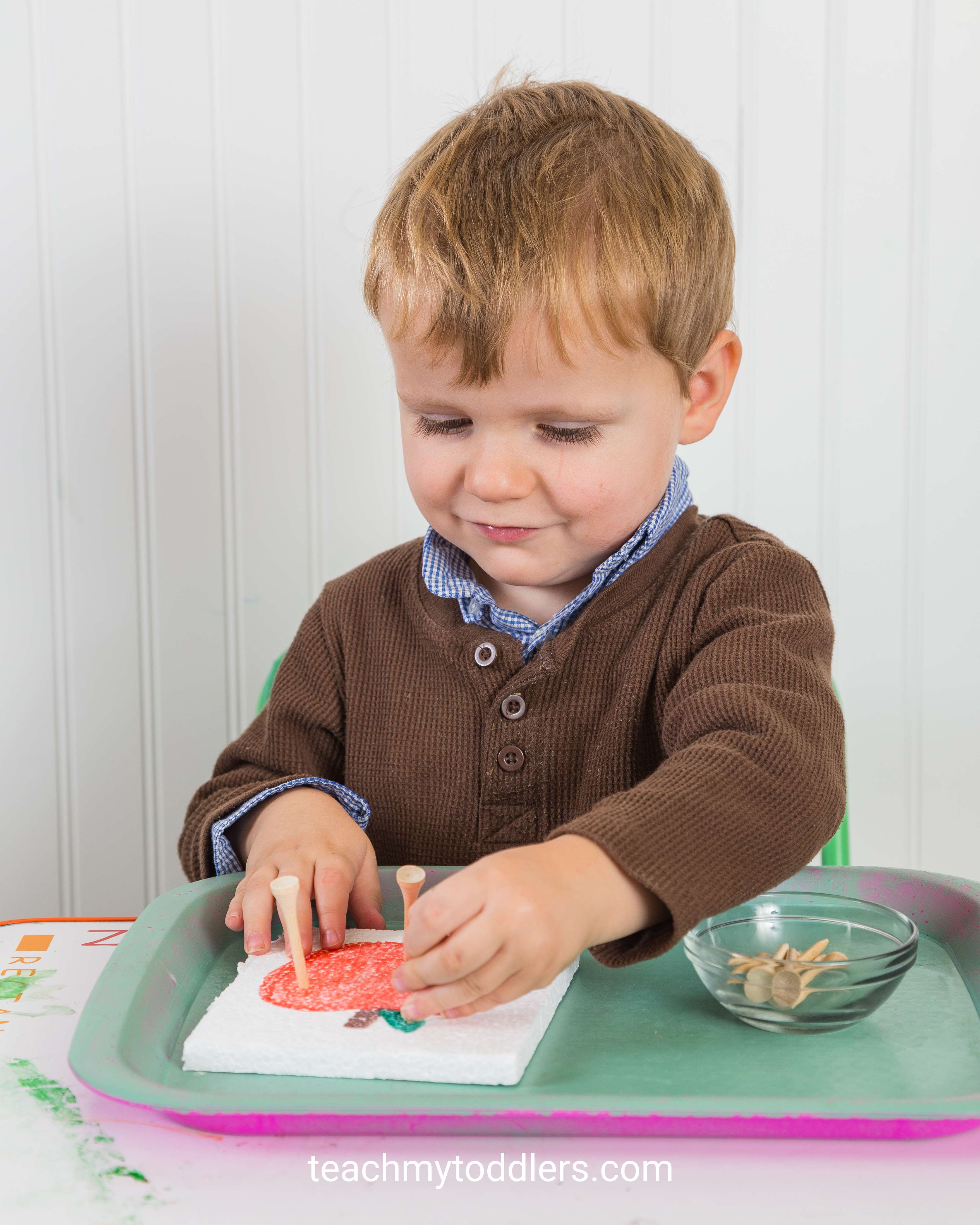 These games are exciting in teaching your toddlers the letter a is for apples