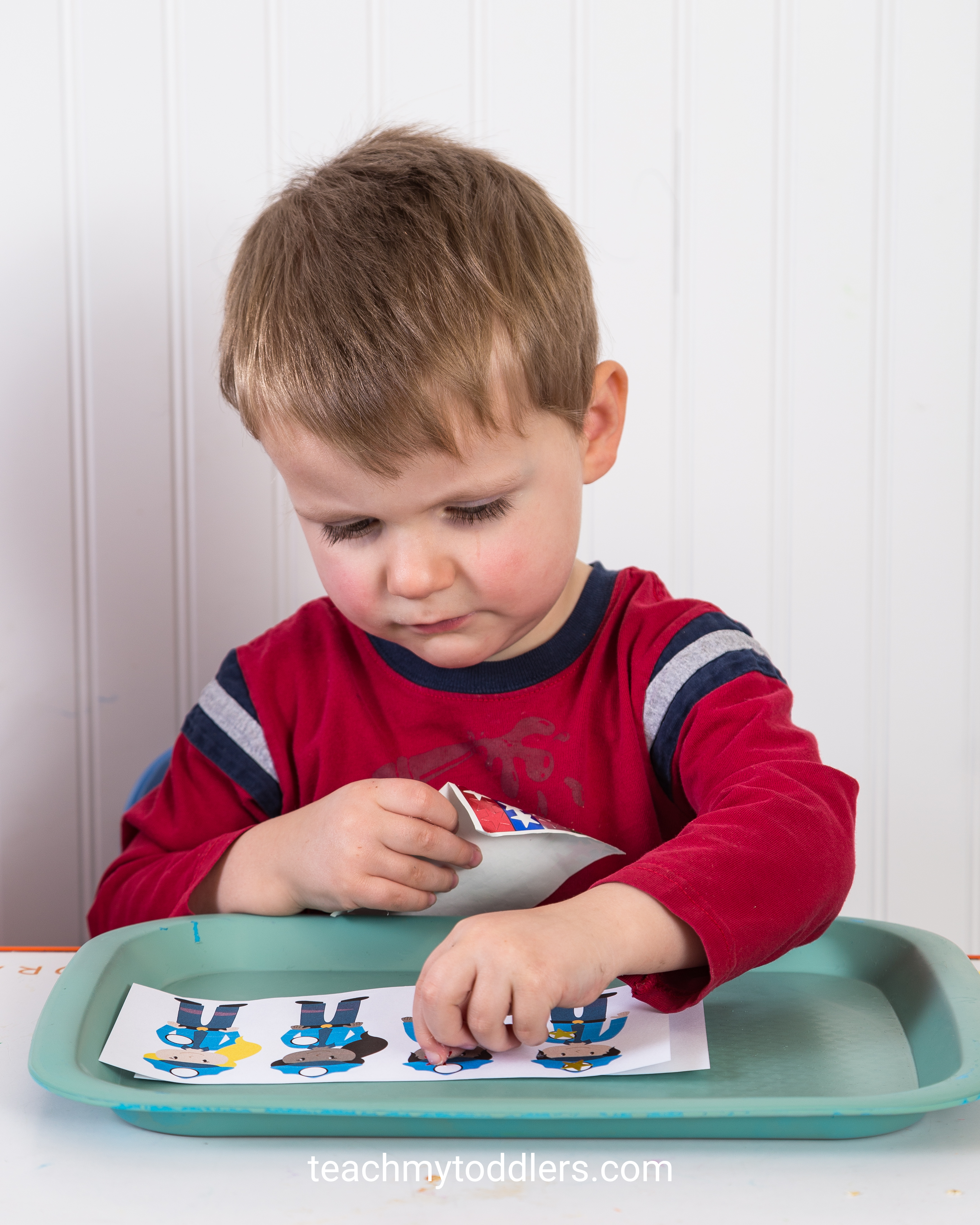 Use these awesome activities to teach toddlers the letter c is for community helpers