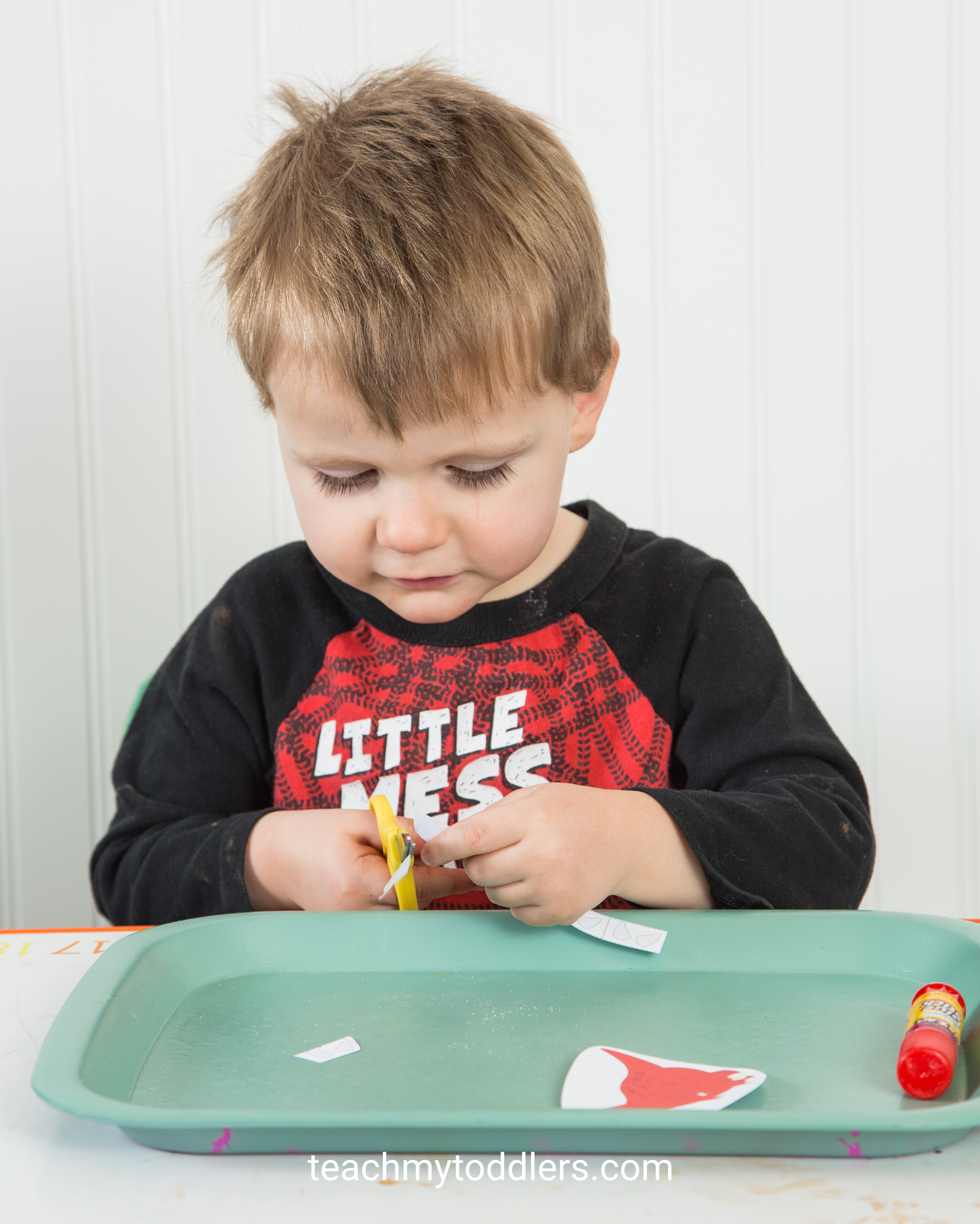 Teach toddlers the letter e with these awesome activities about e is for extinct