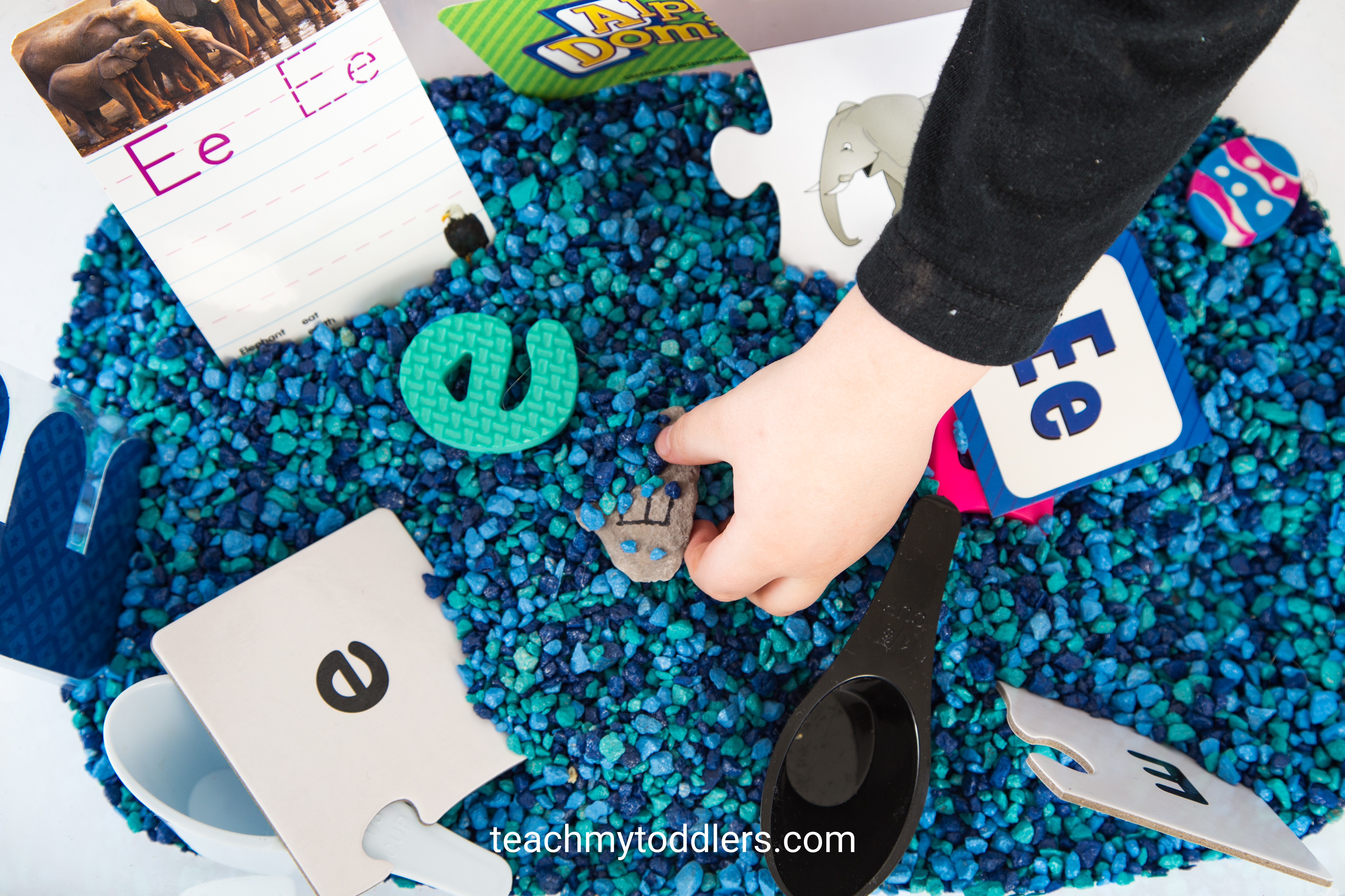 These awesome e is for extinct activities are great to teach toddler the letter e