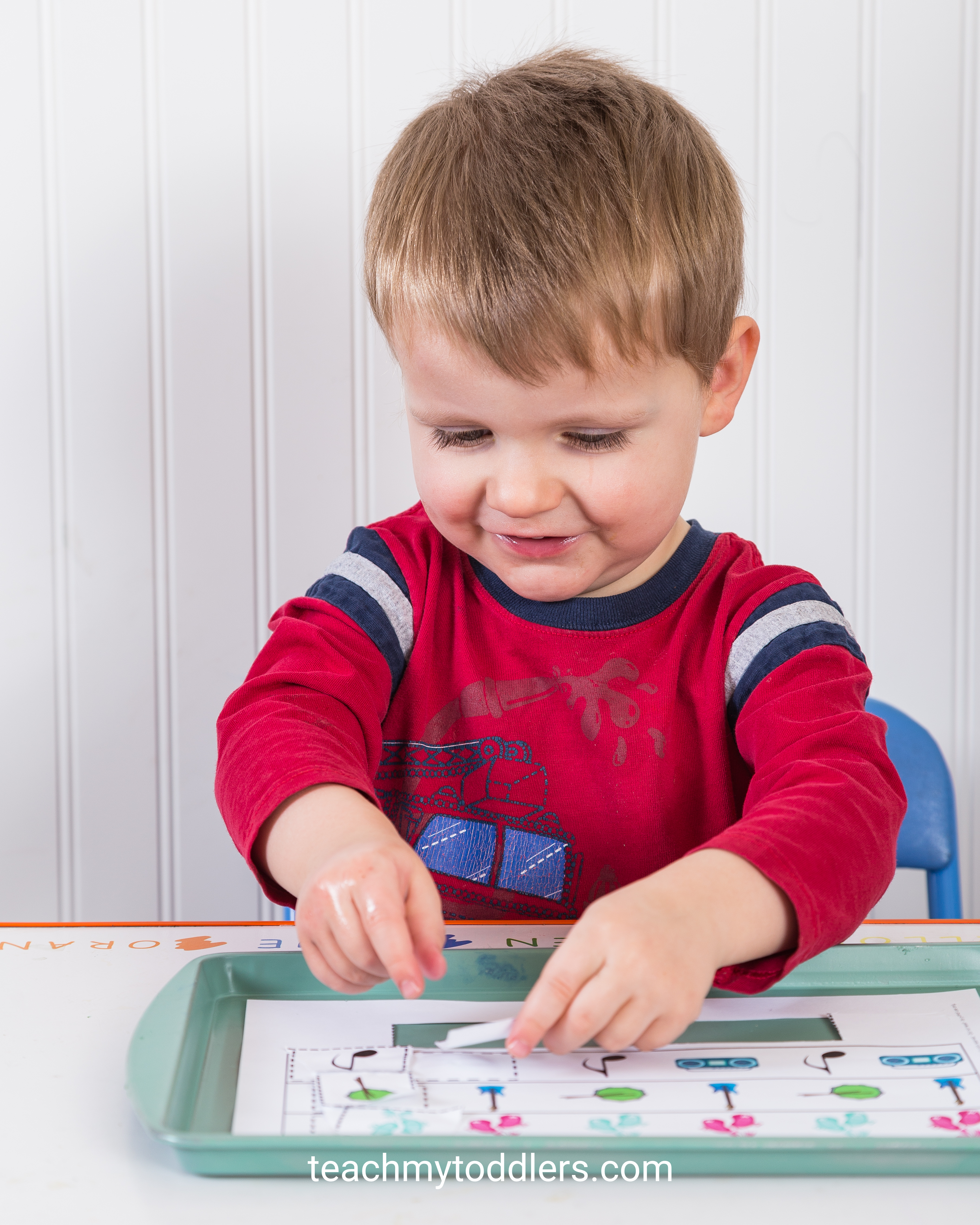 Use these awesome activities to teach toddlers the letter d is for dance