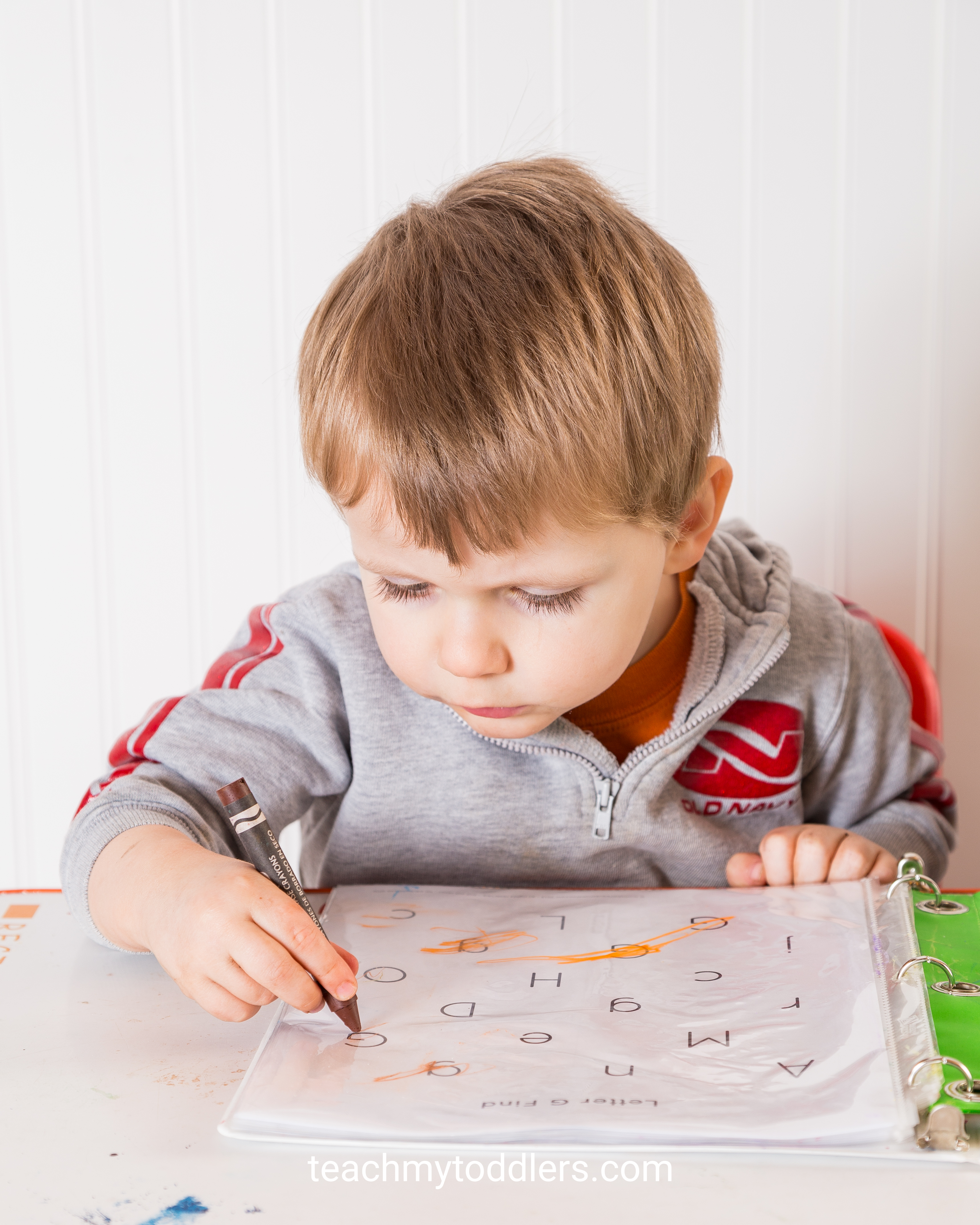 Use these awesome g is for garden activities to teach your toddlers the letter g