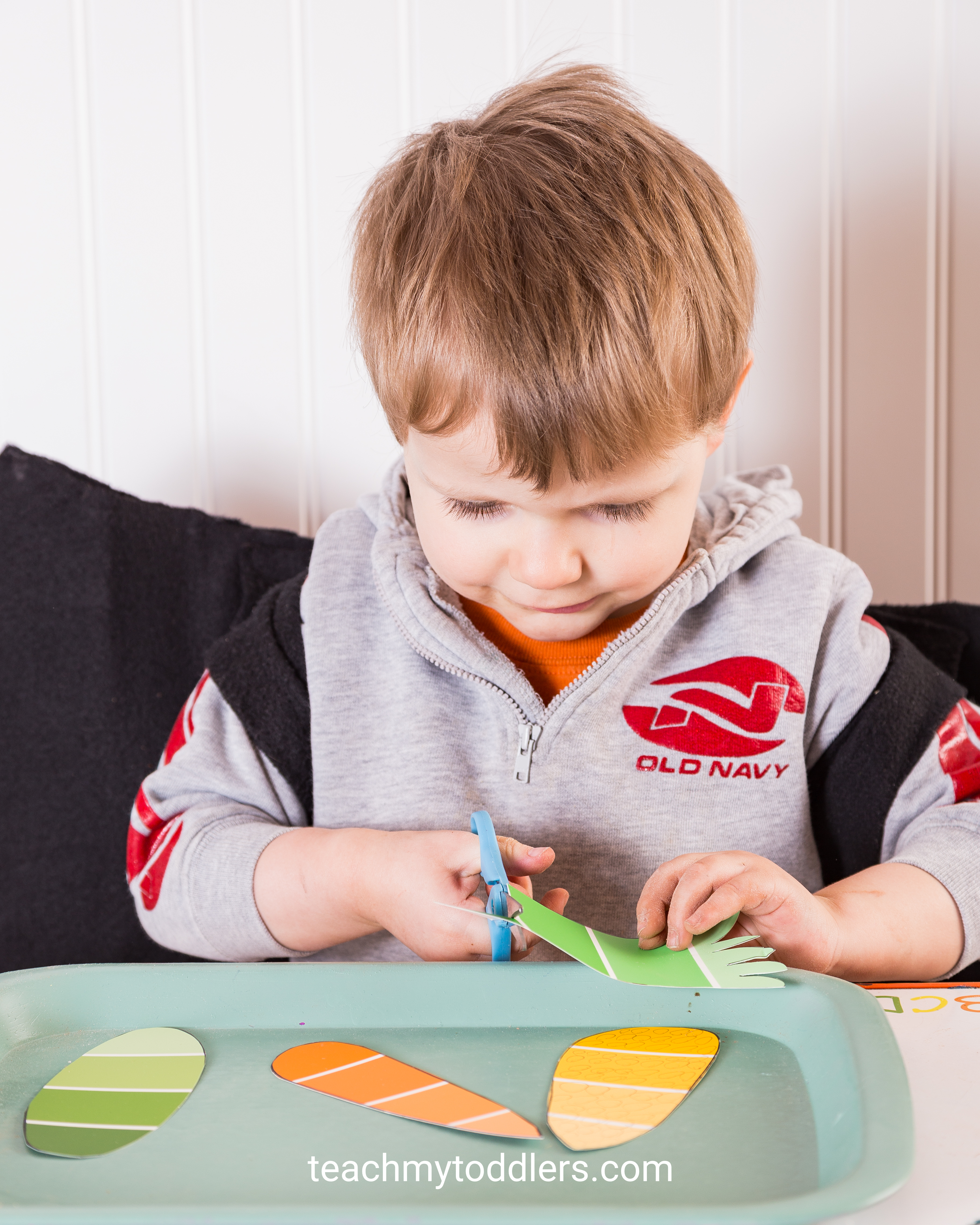 Use these exciting g is for garden activities to teach toddlers the letter g
