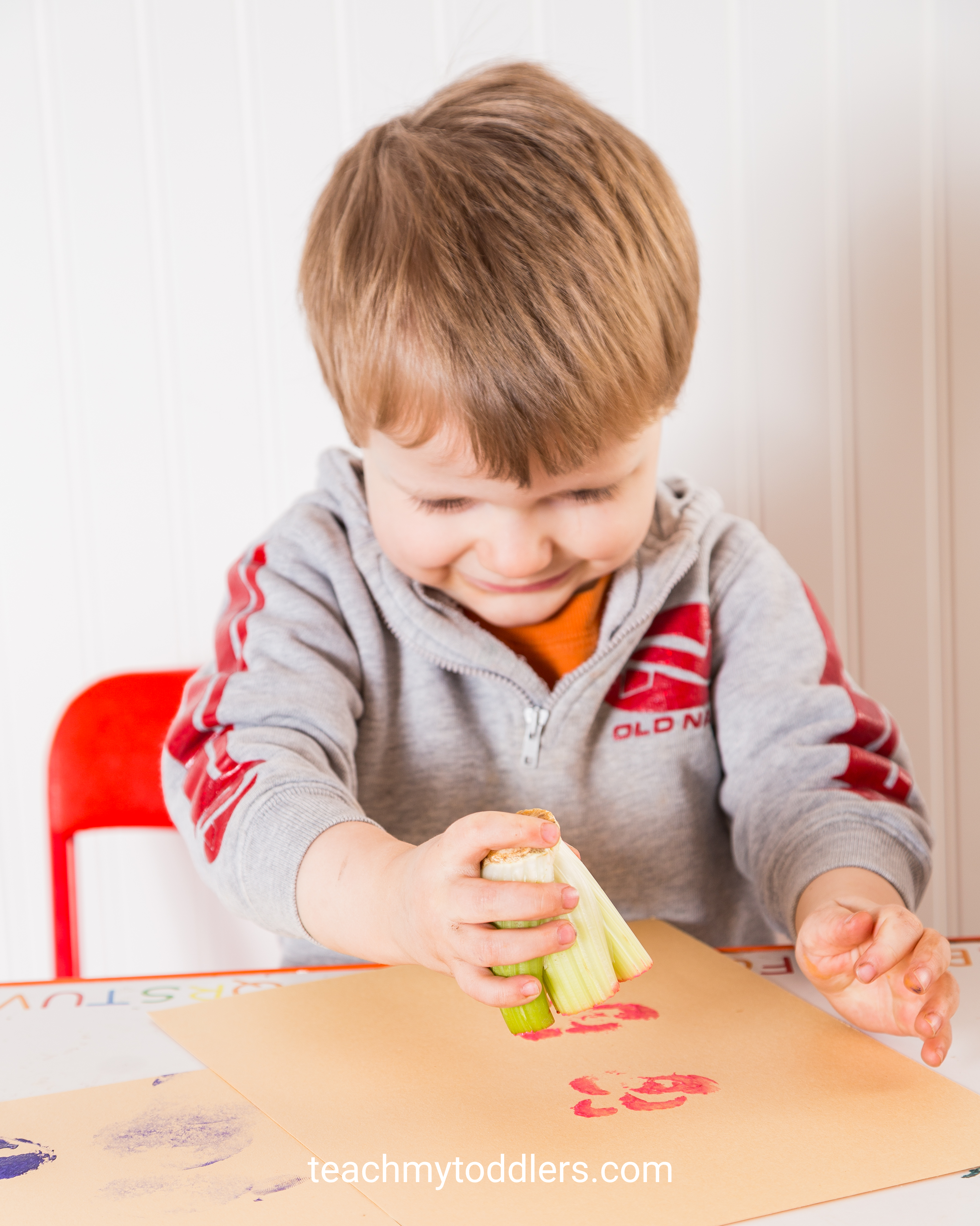 Use these fun g is for garden activities to teach your toddlers the letter g