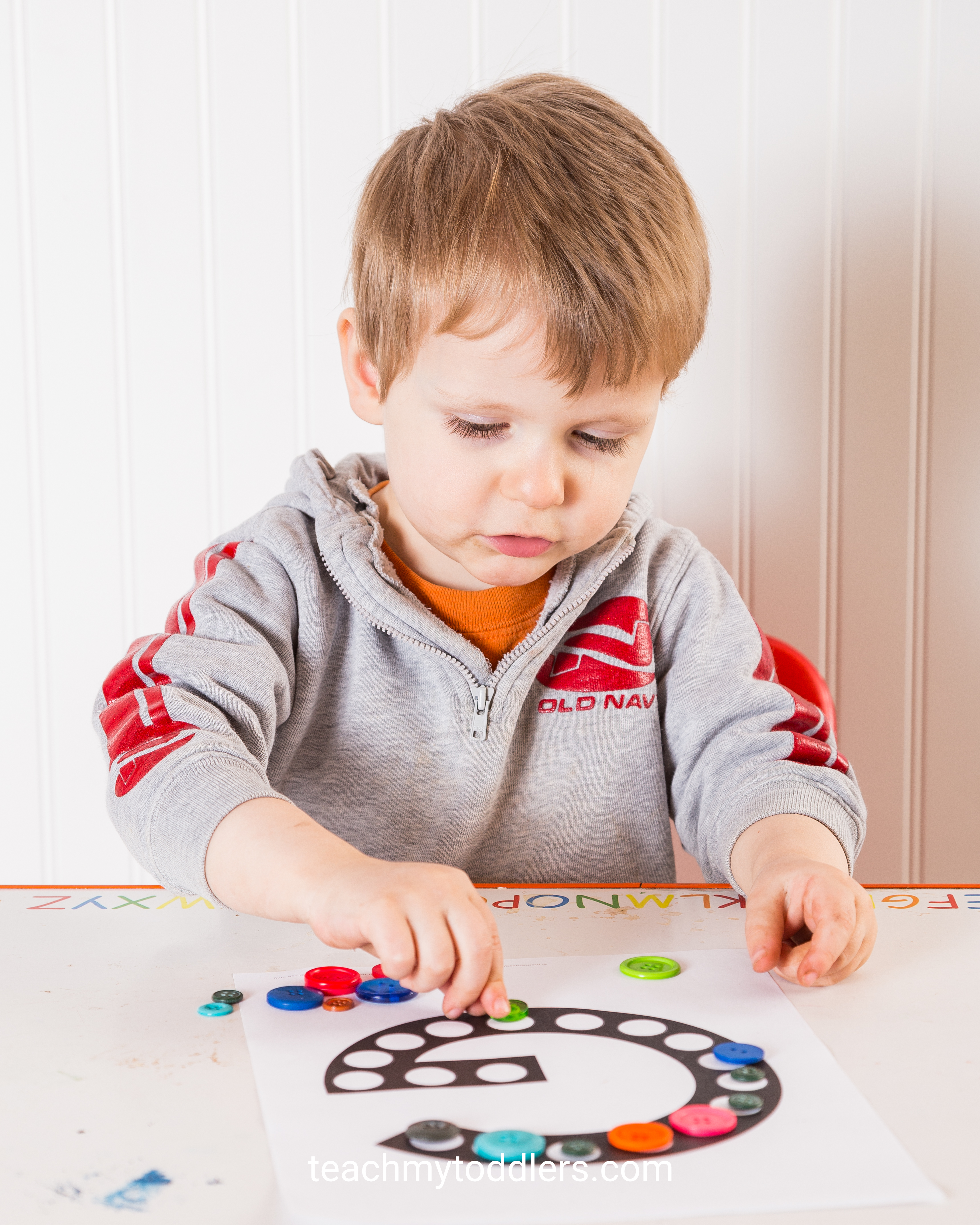 Use these unique g is for garden activities to teach your toddlers the letter g