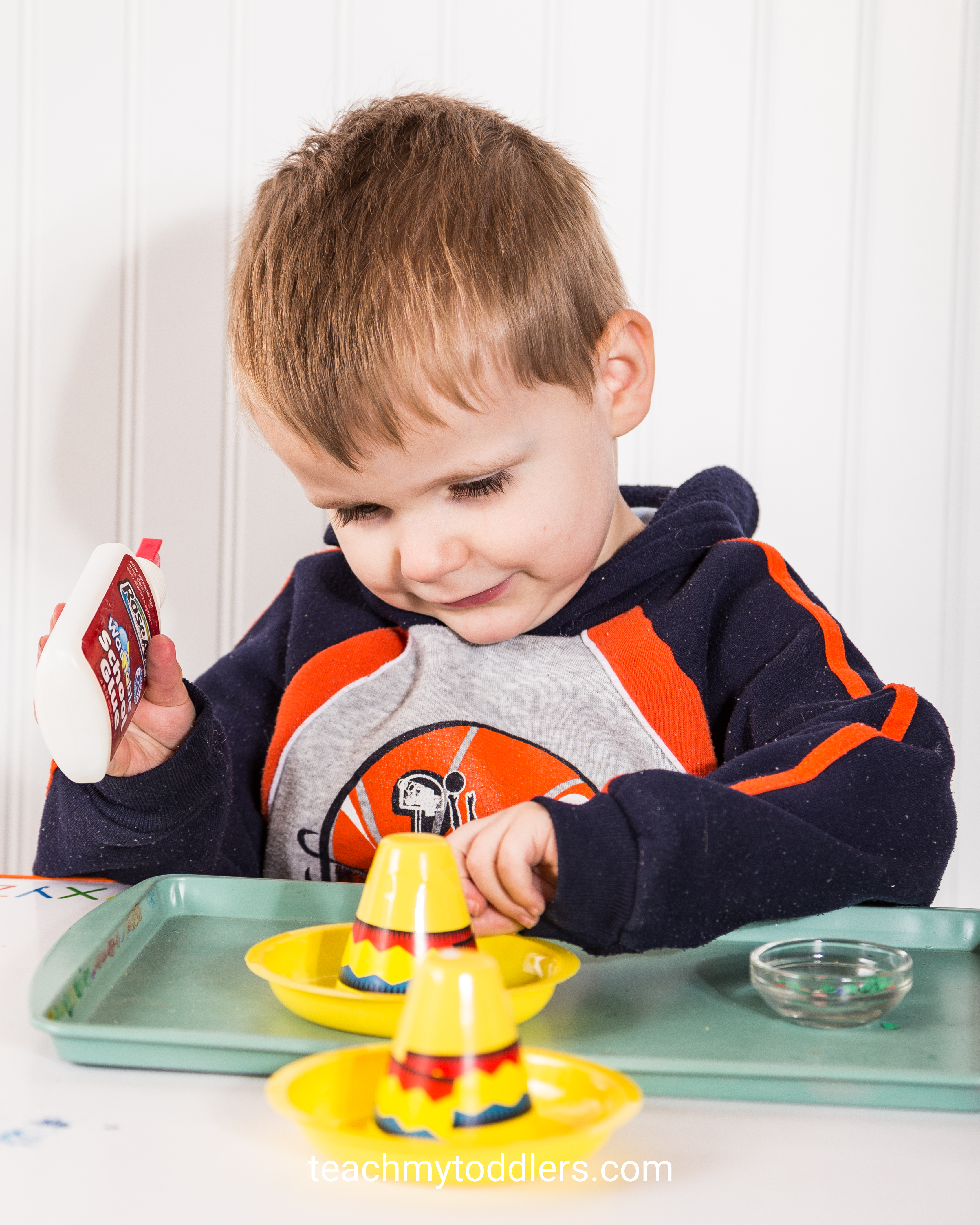 Teach your toddlers the letter h with these exciting h is for hat activities