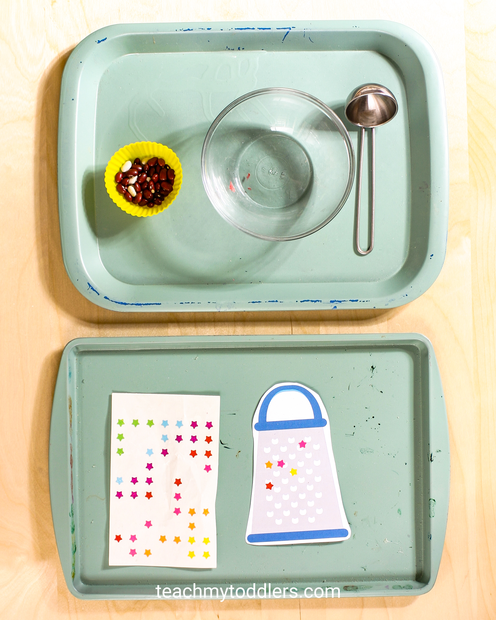 Discover how to use these kitchen activities to teach your toddlers the letter k