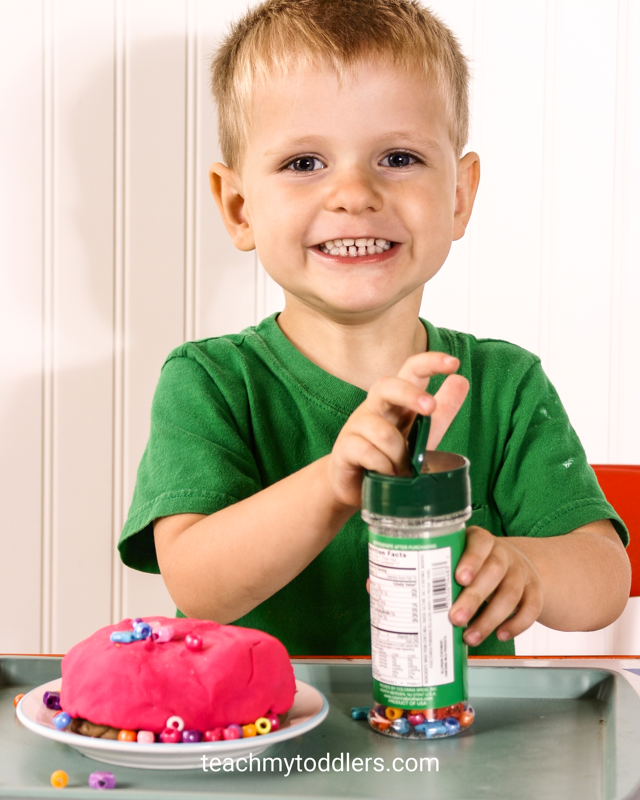 Find out how to use these fun kitchen activities to teach toddlers the letter k