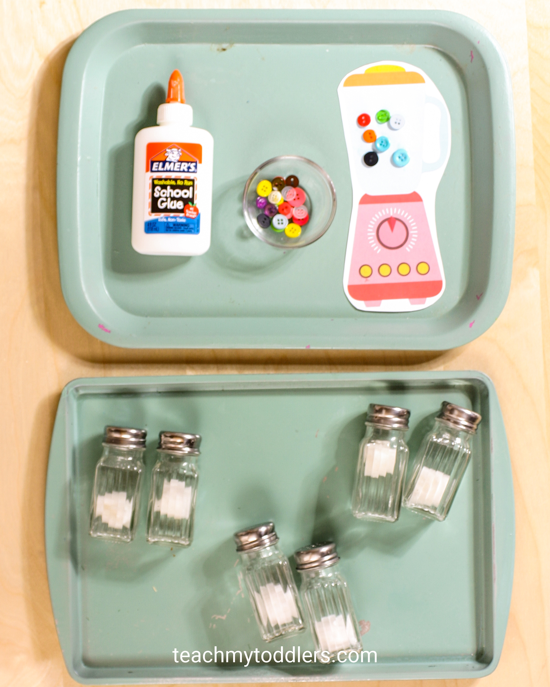 Learn how to use these kitchen activities to teach toddlers the letter k