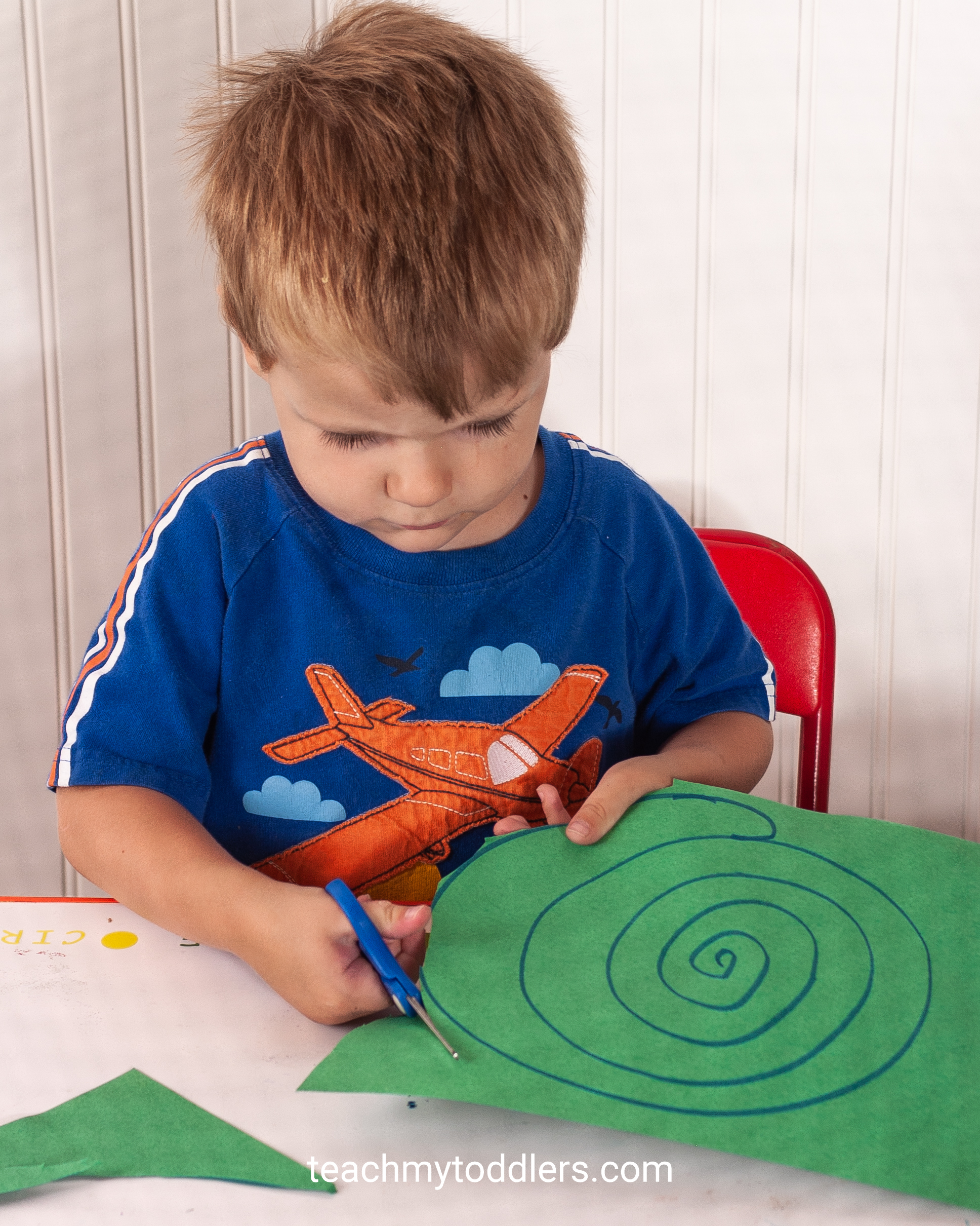 Teach toddlers the letter j with these unique jungle activities