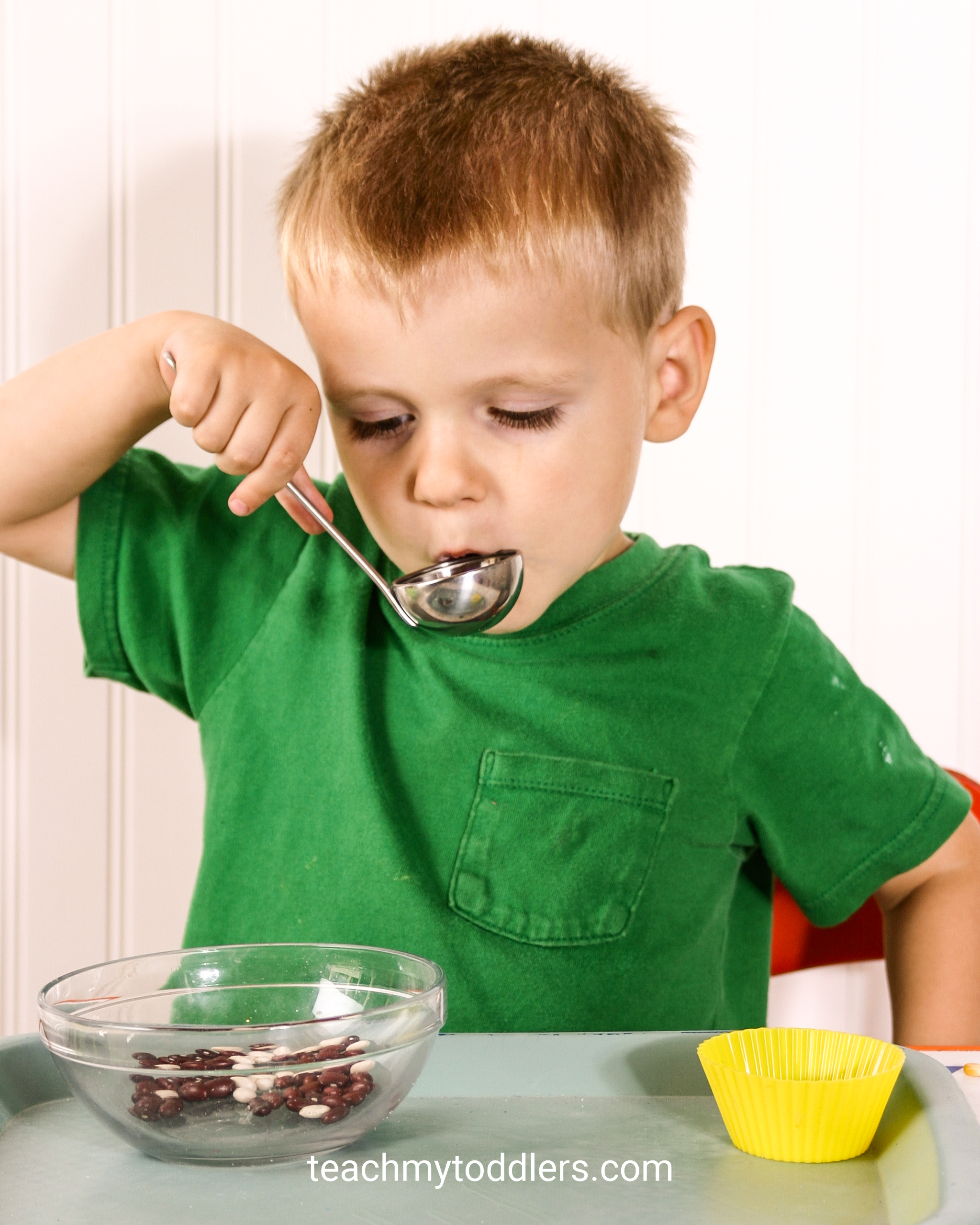 Use these awesome kitchen activities to teach your toddler the letter k