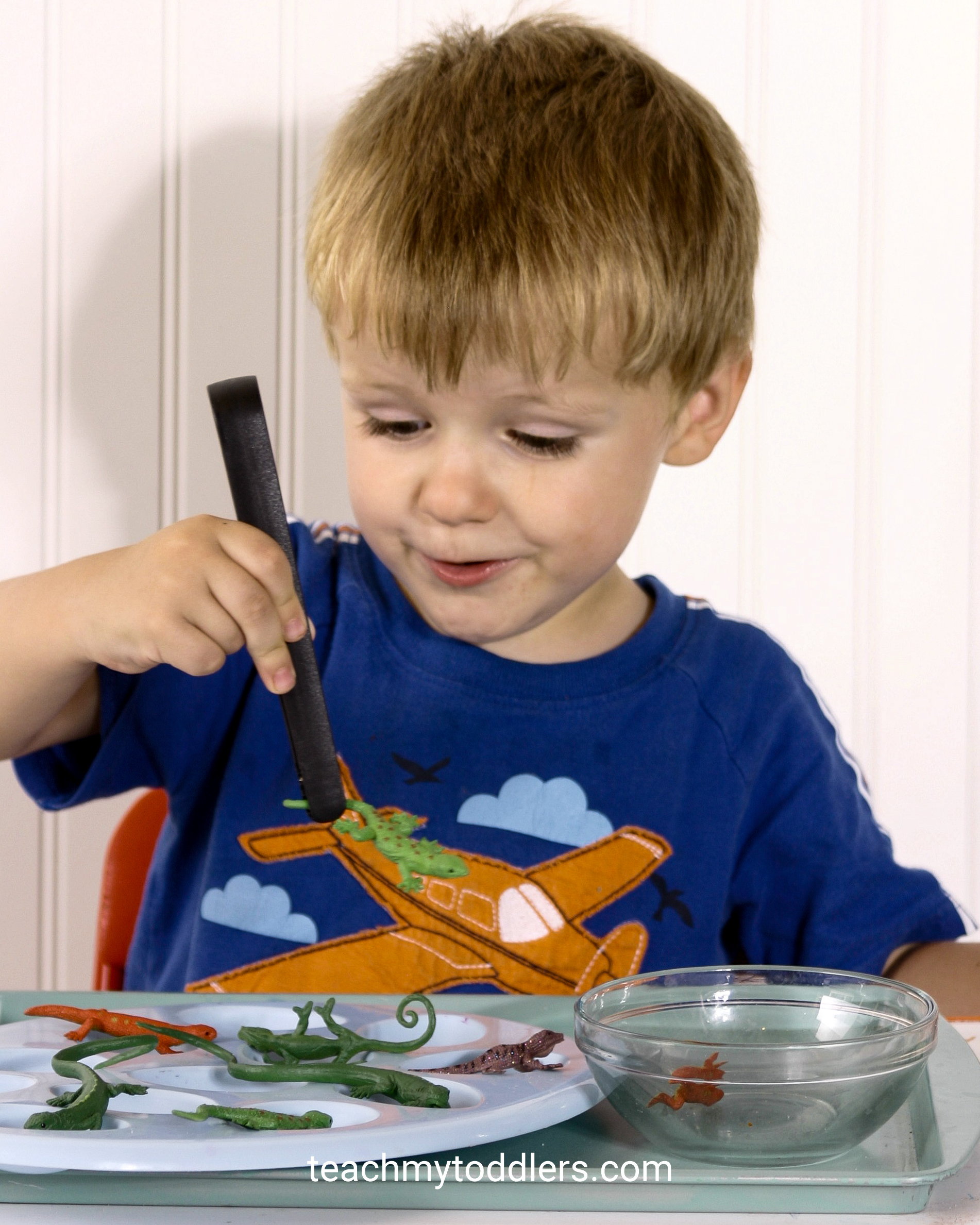 Use these fun jungle activities to teach your toddlers the letter j