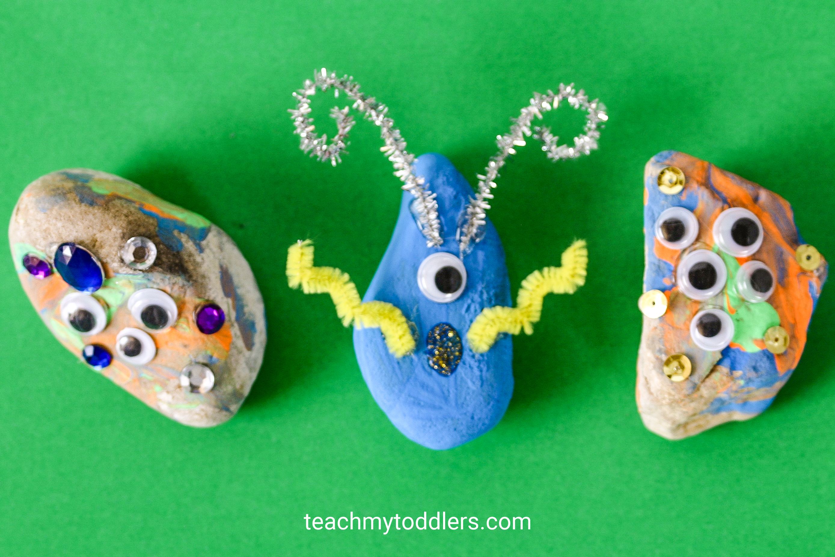 Use these way fun monster activities to teach your toddlers the letter m