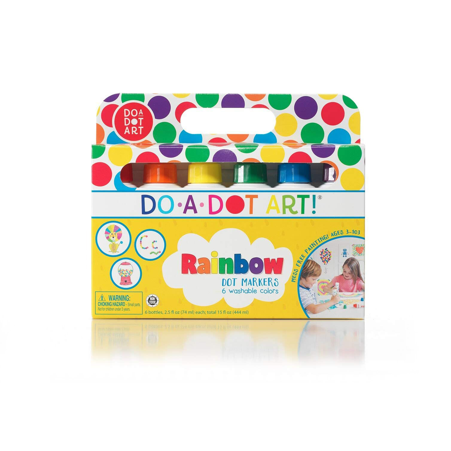 Our favorite dot markers for toddler activities!